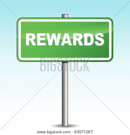 Vector Rewards Signpost