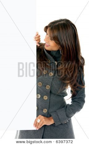 Business Woman - Banner Ad