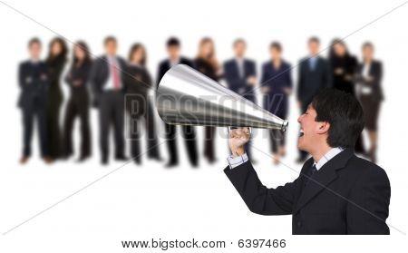 Business Announcement