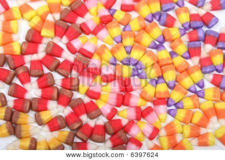 Color Corn Scatter