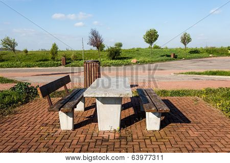 Table Bench