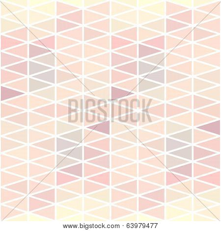 Pattern Geometric. Background With Triangles