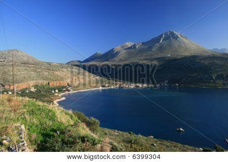 Greece, Mani
