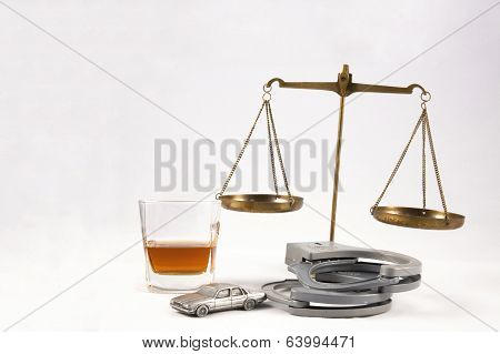 DUI Lawyer Concept