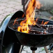 picture of ember  - Garden grill - JPG