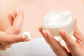 stock photo of body-lotion  - Skincare - JPG