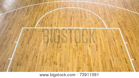 Basketball Court Indoor