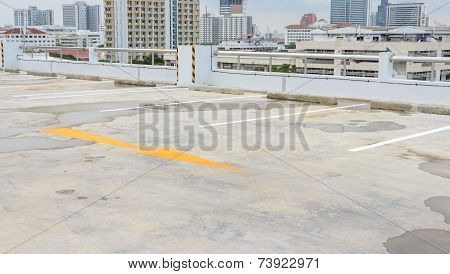 Rooftop Parking Lot