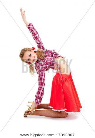 Lithe Dancer