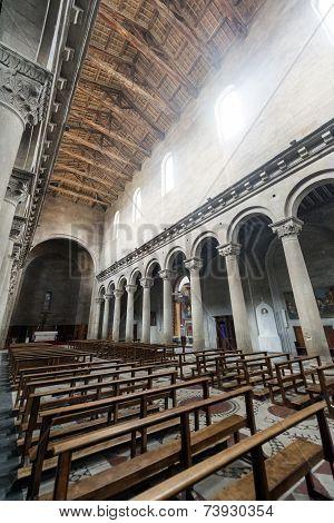 Viterbo (italy), Duomo