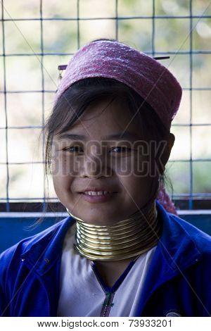 Young Kayan Women