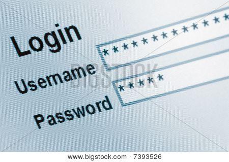 Website Login Macro