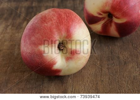 White Nectarines