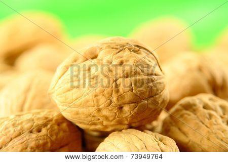 Walnut Closeup