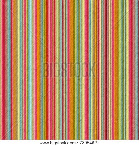 Vertical Bright  Stripes Background