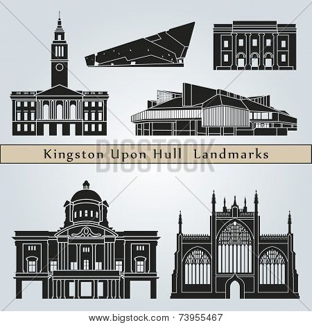 Kingston Upon Hull Landmarks And Monuments