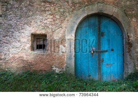 Old Wine Cellar Door