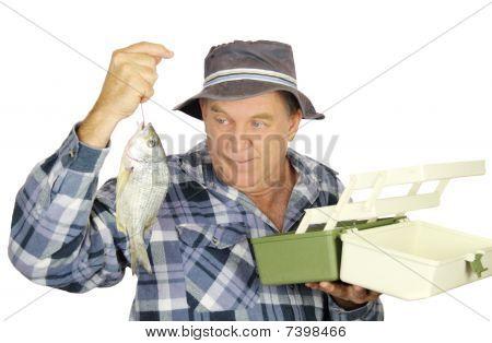Tackle Box Fisherman