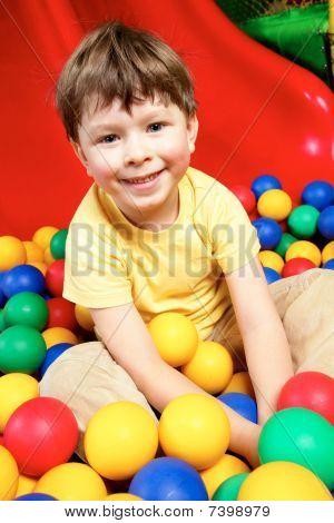 Boy In Balls
