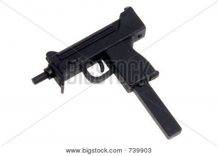 mac-10 sub-machine gun