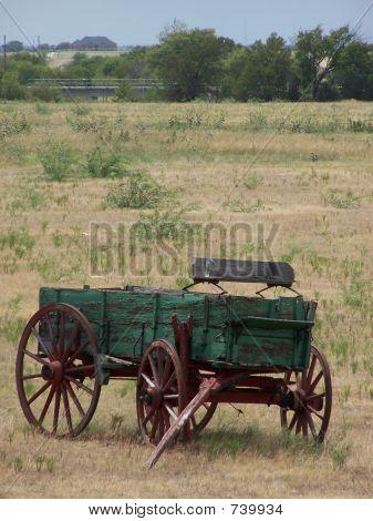 old wagon