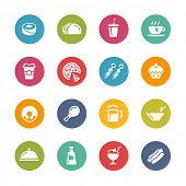 stock photo of continental food  - Food  - JPG
