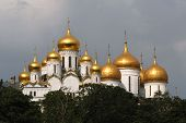 stock photo of romanov  - The Annunciation cathedral  - JPG