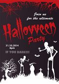 pic of grim-reaper  - Spooky halloween vector illustration - JPG