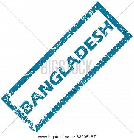Bangladesh rubber stamp