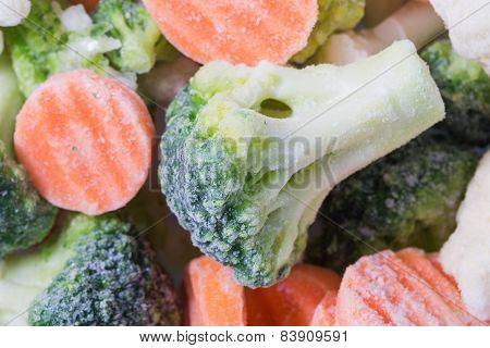 Frozen Vegetables 4