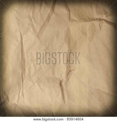 Old Torn Paper.