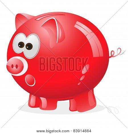 Piggy, Money box,