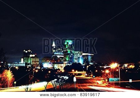 Dowtown Raleigh