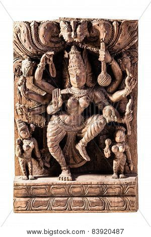 Carved Shiva