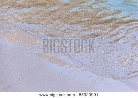 Shoreline Detail