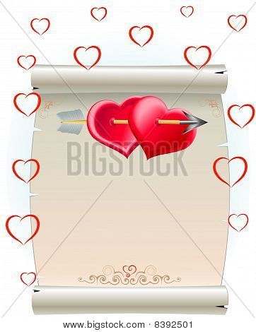 Two Heart And Package