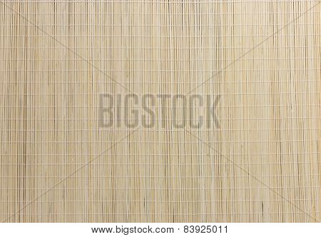 Bamboo sticks light background