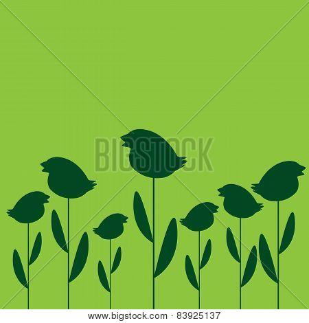 Spring Or Summer Sale Background