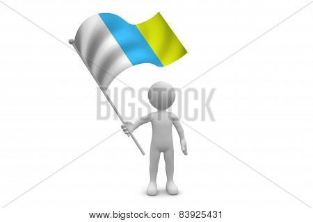 Canary Island Flag