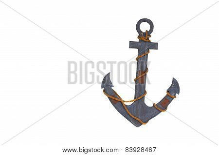Wooden Anchor