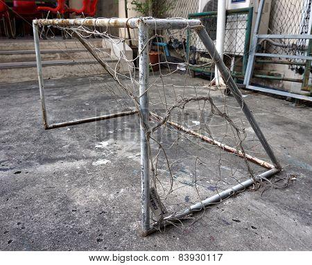 Old Soccer Net