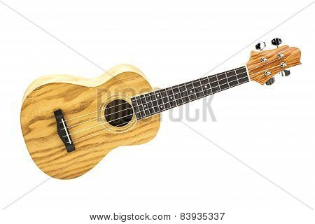Ukulele Isolated