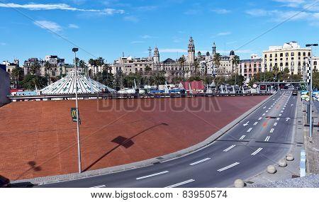 Port Vell. Barcelona.