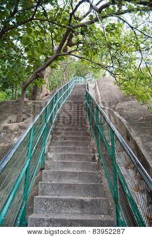 Rising Stairs