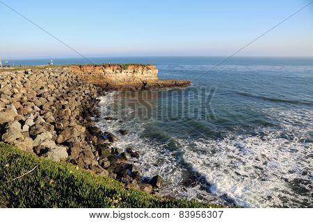 Natural Bridges State Beach
