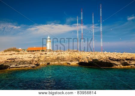 Lighthouse Near Ayia Napa