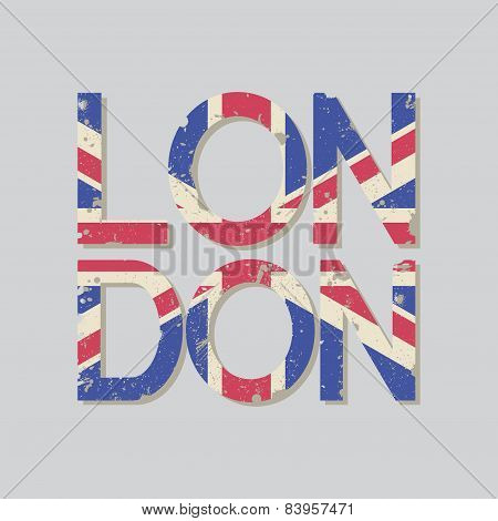 London Illustration Typography