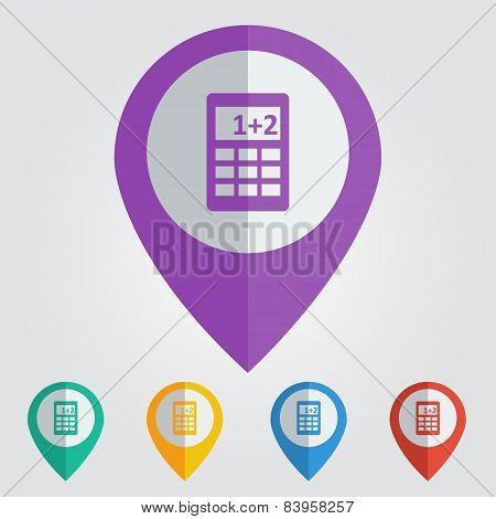 vector calculator flat