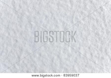 Snow Surface Texture