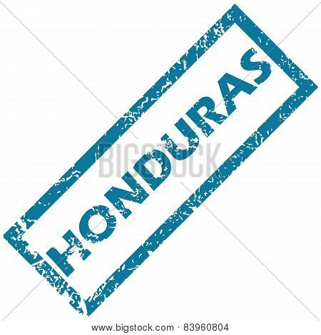 Honduras rubber stamp